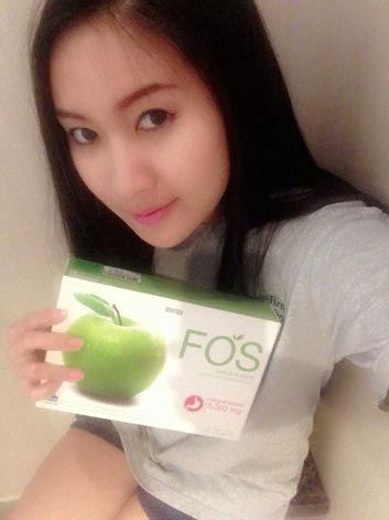 PAY DAY : FOS Detox Apple Flavor